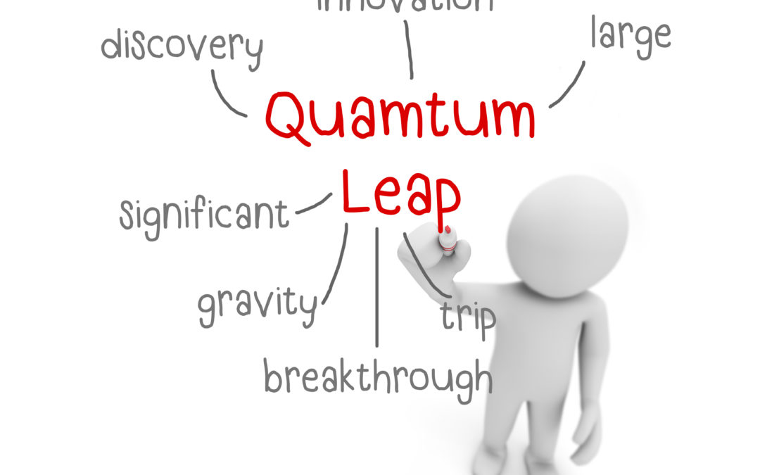 Secret to a Quantum Leap